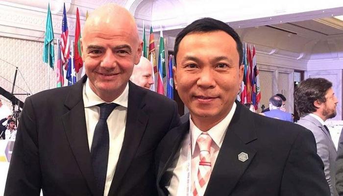 Bóng đá Việt Nam nhận món quà đặc biệt từ FIFA