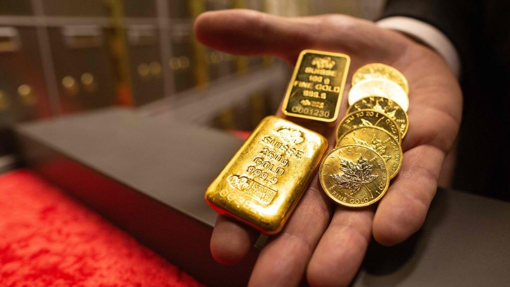 Thật tuyệt vời, giá vàng thế giới giảm mạnh