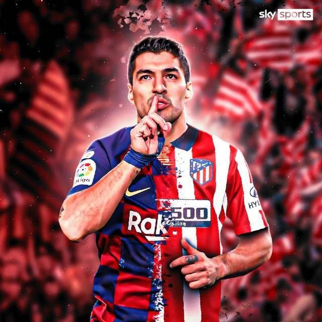 [La Liga] Suarez gia nhập Atletico Madrid – W88 Vnbet