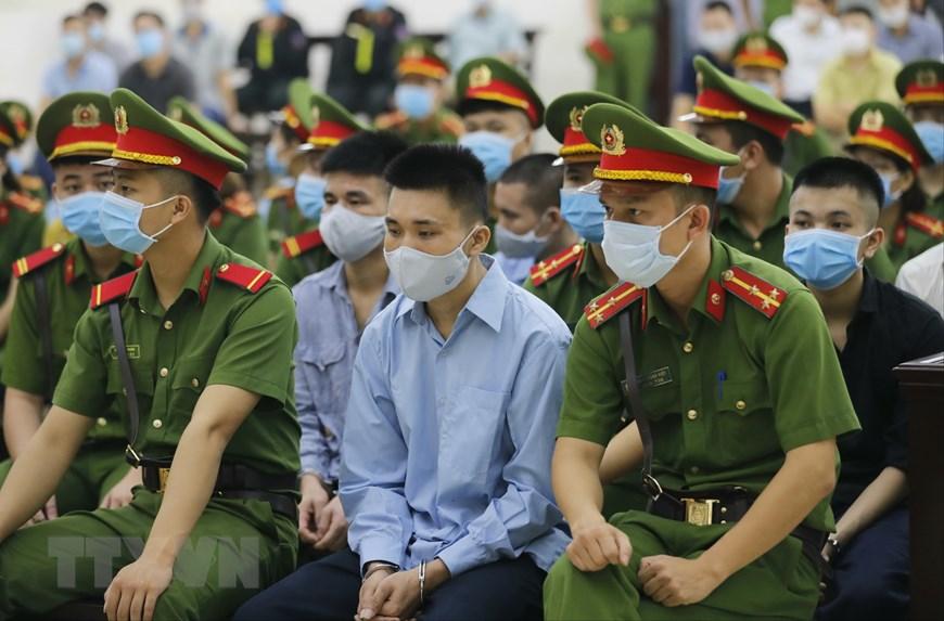29 người ra tòa trong vụ Dongtan