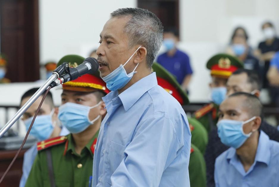 Chiều nay, Tòa án nhân dân thành phố Hà Nội công bố vụ án Đồng Tân