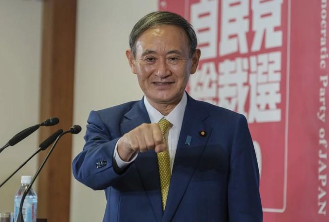 Yoshihide Suga trở thành Thủ tướng Nhật Bản – vncasino xóc đĩa kiếm tiền