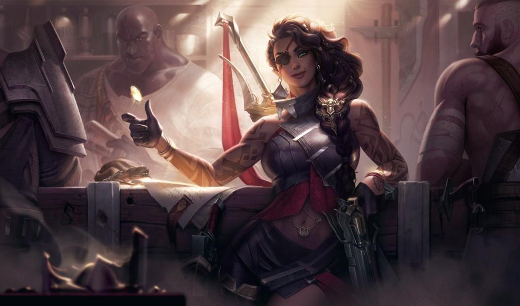 Liên Minh Huyền Thoại: Riot Games tung ra trailer cực hấp dẫn cho buổi ra mắt Samira, người có kỹ năng sẽ biến Aphelios trở thành dĩ vãng