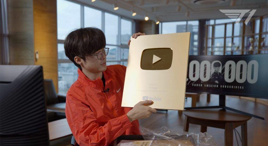 LMHT: Faker phá hộp nút vàng YouTube, fan Việt may mắn nhận quà khủng – esports bets kucasino