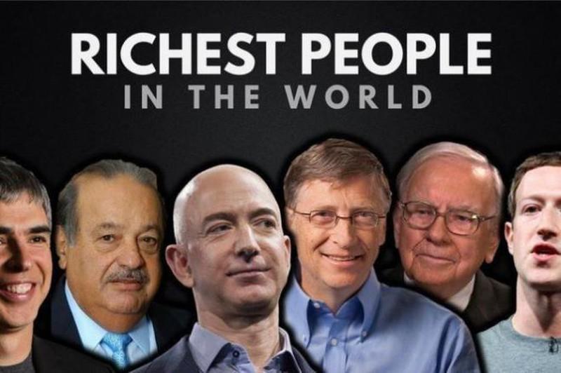 Tài sản tỷ phú thế giới lần đầu vượt 10.000 tỷ USD  Giới Thiệu Về Nhà Cái