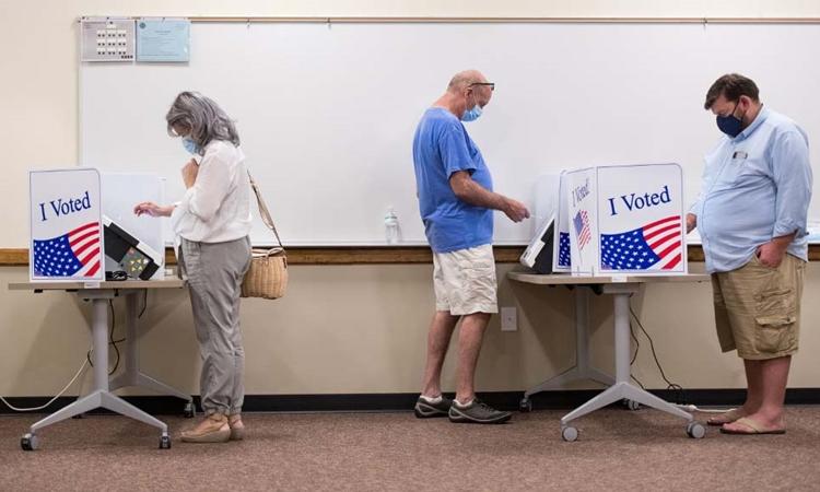 Tin quốc tế Hơn 22 triệu người Mỹ đã bỏ phiếu bầu tổng thống Thiên hạ bet nhà cái Uy Tín