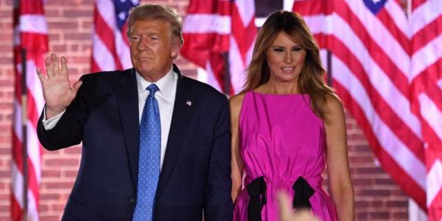Trump dương tính với nCoV Tổng thống Trump thông báo ông cùng vợ đã nhận kết quả xét nghiệm dương tính với nCoV SABA Thể thao