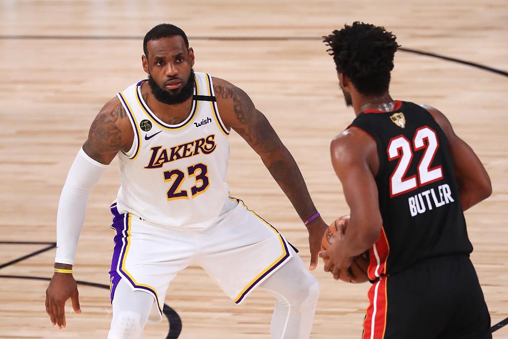 Lakers vô địch NBA 2020, Lebron James giành MVP chơi cá độ TTCASINO