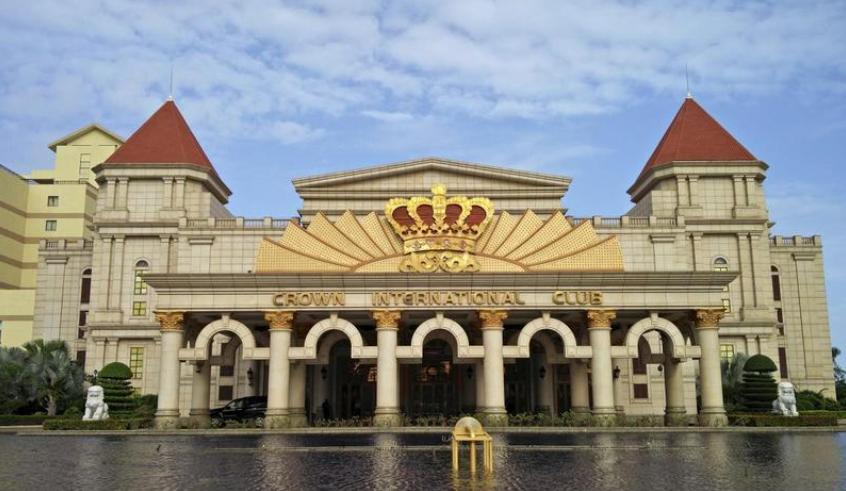 Sòng bạc tầm thấp của Việt Nam thu hút giới nhà giàu Trung Quốc ở khu vực hộp VIP chưa đầy 1/4 Ma Cao