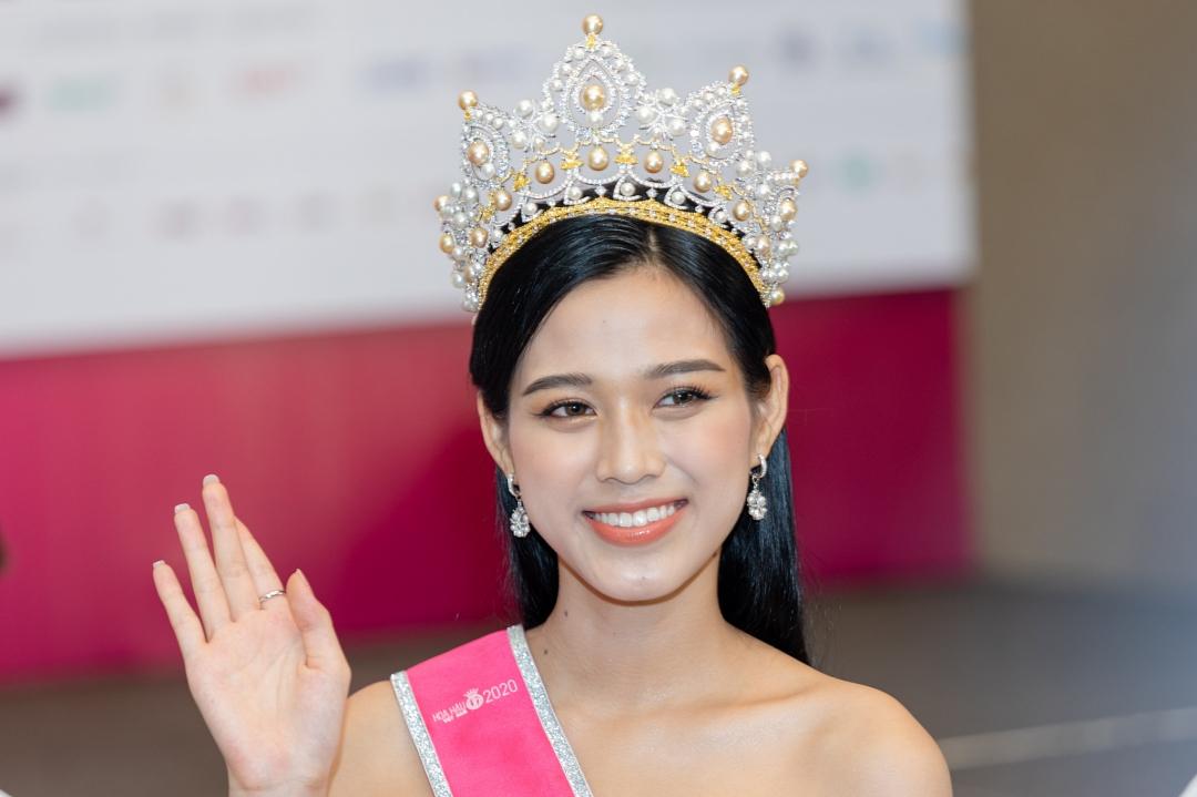 fun88 casino  Hoa hậu Đỗ Thị Hà: 'Tôi chưa hoàn hảo'