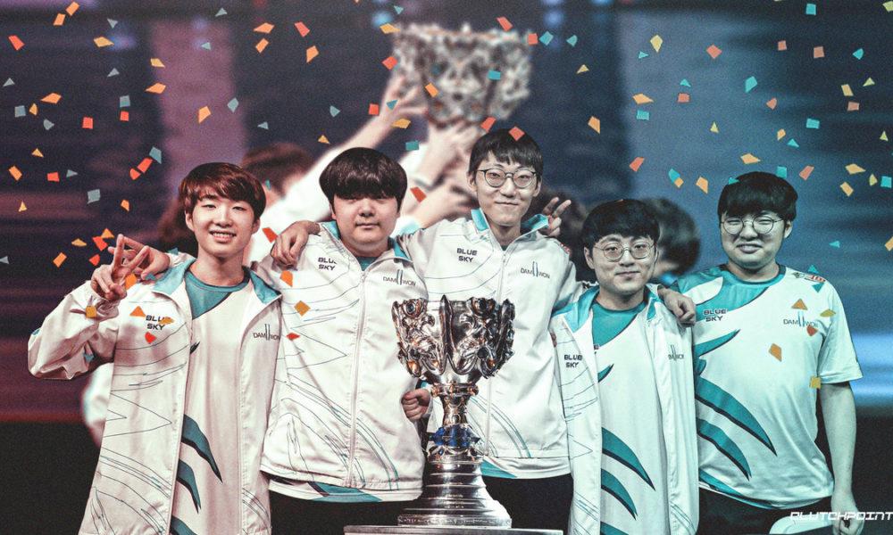 DAMWON Gaming giành chức vô địch thế giới: chặng đường gian khổ từ ký túc xá giường đôi đến danh vọng!