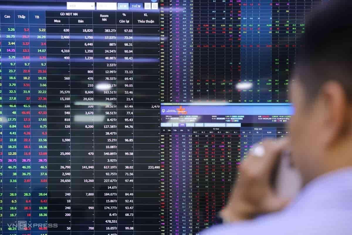 Cổ phiếu đang tạo ra lợi nhuận và lợi nhuận phải được giải quyết càng sớm càng tốt