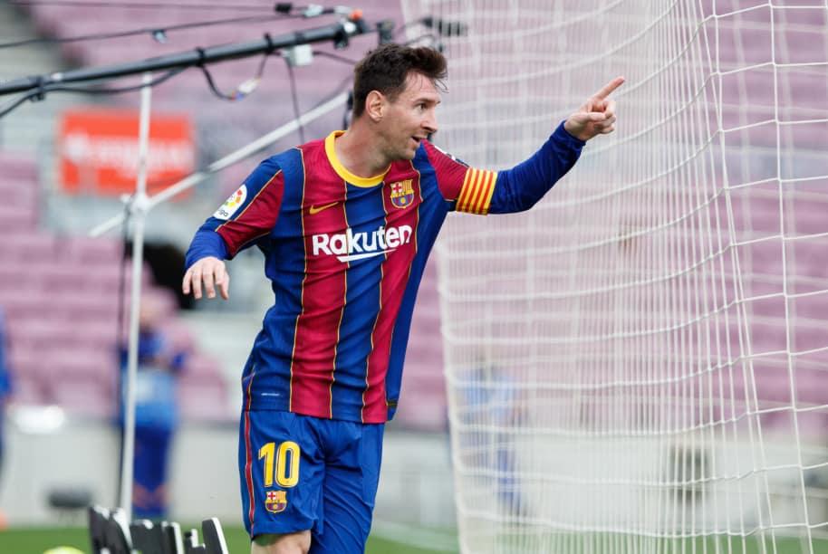 La Liga Koeman: 'Không có Messi, Barca đã không ghi bàn nhiều như thế'