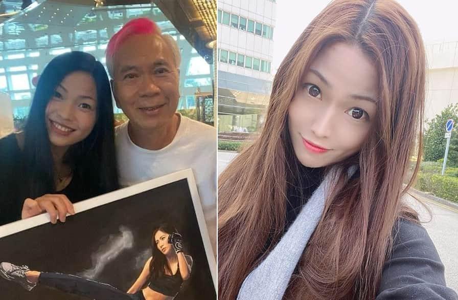 Sao gạo cội TVB công khai vợ siêu xinh kém 40 tuổi