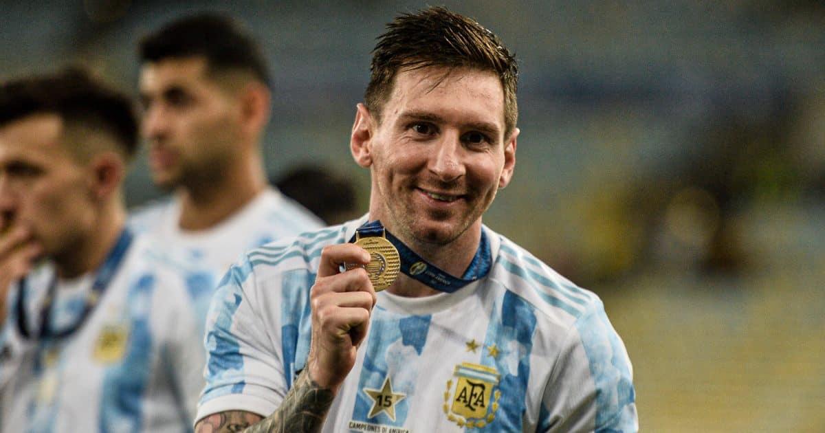 Copa America Khi Messi vô địch như một người Argentina