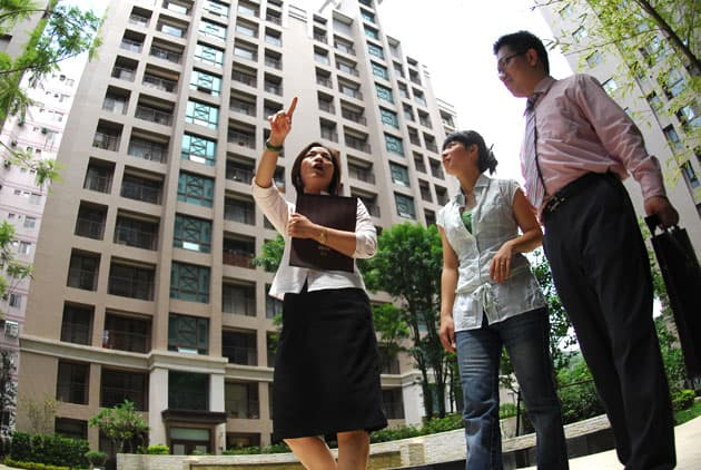 Tăng giá nhà Việt Nam Giá nhà phố, biệt thự tăng vọt