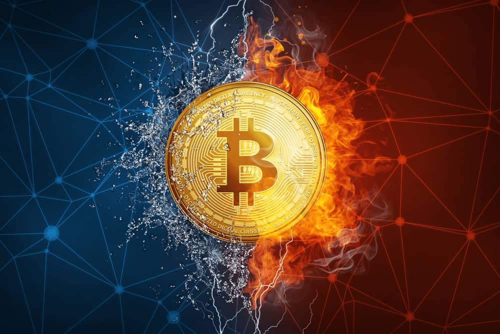 Giá Bitcoin lại vượt 50.000 USD