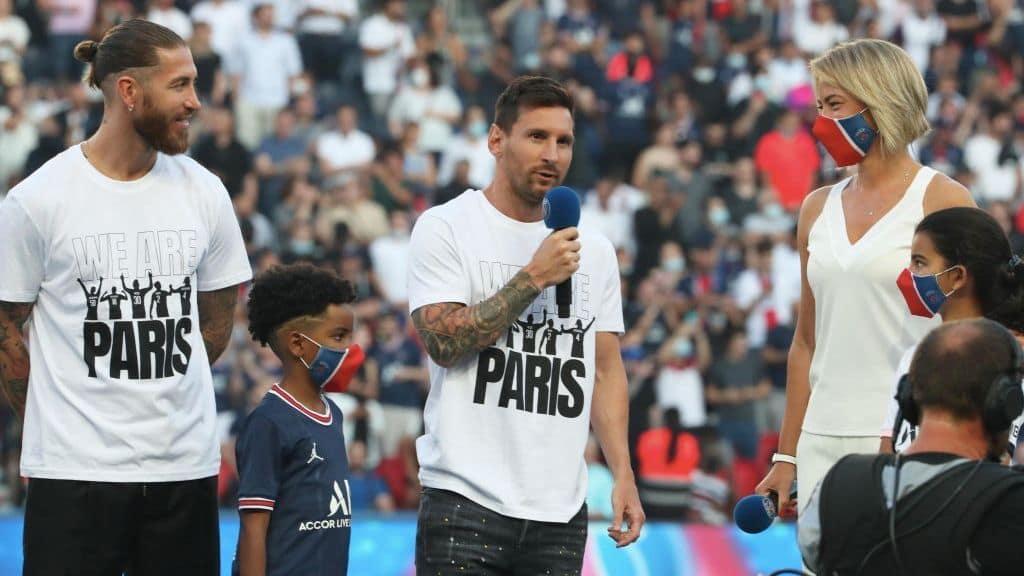 Ligue của Pháp – Messi ra mắt CĐV, PSG đại thắng