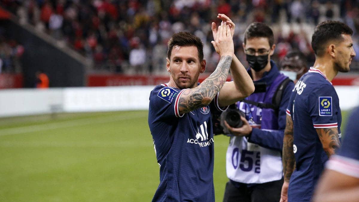 Ligue 1 Messi sẽ thi đấu thế nào ở PSG