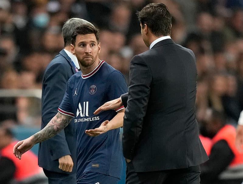 5 câu hỏi của Messi về PSG