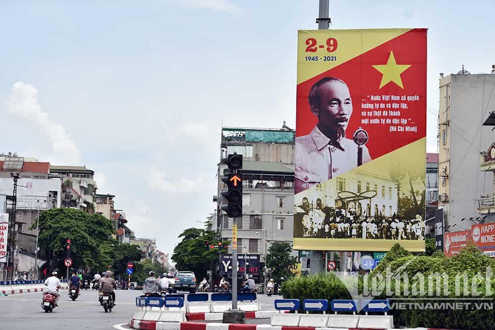 Các nước chúc mừng Quốc khánh Việt Nam