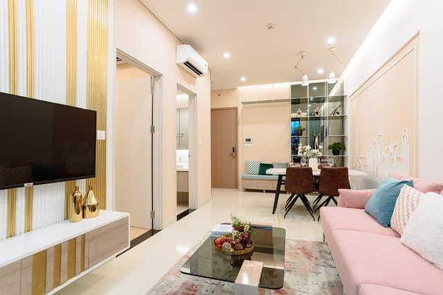 Giá căn hộ tại các quận ở Việt Nam tăng 10%